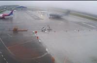 C-17 na gdańskim lotnisku