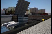 Zwodzony Most Stągiewny - wizja projekantów