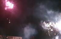 Sylwester 2020 - pokaz fajerwerków