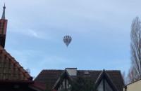 Balon przy Akademii Medycznej w Gdańsku