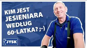 60 letni pracownik JYSK bohaterem najnowszego odcinka #JYSKvlog