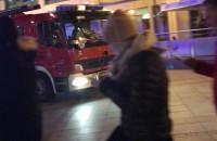 Ewakuacja kina w Sopocie. Zadymienie