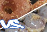 Co wygrywa: pączek tradycyjny czy amerykański donut?