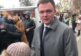 Szymon Hołownia zbiera podpisy poparcia w Gdańsku