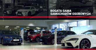 Toyota Carter w 2020 roku
