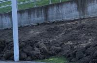 Wymiana trawy przed Stadionem Energa Gdańsk