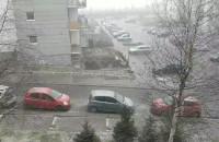 Zawieja śnieżna na Ujeścisku