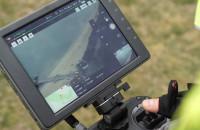 Policyjny dron patroluje gdańskie parki