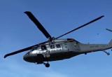 Policyjny Black Hawk zaczyna patrol w Trójmieście