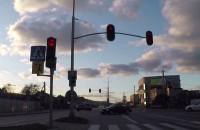 Pseudodrifter w BMW na drodze publicznej