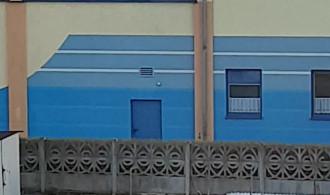 Basen przy szkole nr 40 w Gdyni na ...