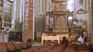 Msza Wieczerzy Pańskiej -  Kościół św. Jana
