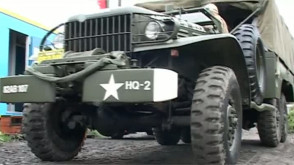 Z Normandii na Hel - Dodge WC 63