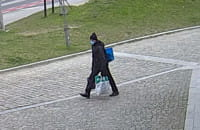 Policja poszukuje włamywacza