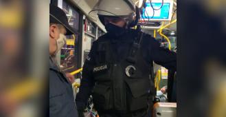 Kierowca autobusu nie zgodził się przewieźć pasażera z rowerem