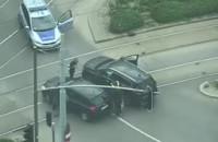 Policja zatrzymała uciekające auto na Morenie