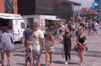 Trwa festiwal barobusów przy Forum Gdańsk