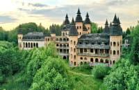 Zamek w Łapalicach ma być  ukończony