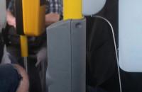 Tłok w komunikacji miejskiej