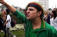 Marsz Wyzwolenia Konopi w Gdyni