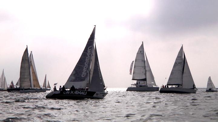Zobacz jak wyglądały regaty oBłękitną Wstęgę Zatoki Gdańskiej wzeszłym roku.