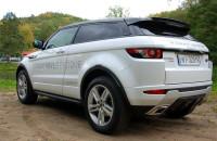 Range Rover Evoque - rewolucyjny suv