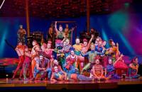 Cirque du Soleil w Ergo Arenie