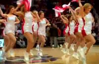 Cheerleaders Prokom w NBA!