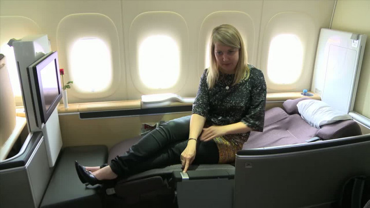 Piłkarze Niemiec przylecieli do Gdańska na pokładzie jumbo jeta.