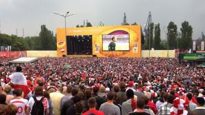 #InGdańsk - Pierwszy Mecz