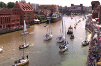 Parada Baltic Sail 2012