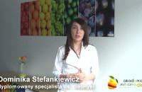Dietetyk radzi - Niedobór żelaza - Dietetyk Dominika Stefankiewicz - Poradnia Gdańsk