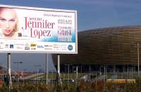 PGE Arena szykuje się na Jennifer Lopez