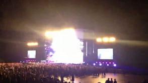 Pierwsze wejście Jennifer Lopez na scenę