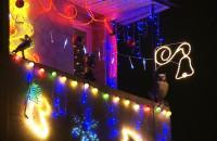 Świąteczne ozdoby trójmiejskich domów