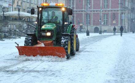 Jak wywieźć śnieg z miasta?