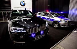 Pancerne BMW za mln zł na targach w Gdańsku