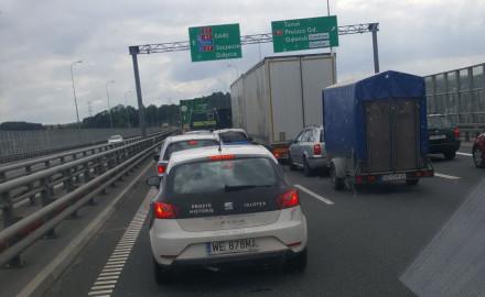 Poranny raport z dróg Trójmiasta