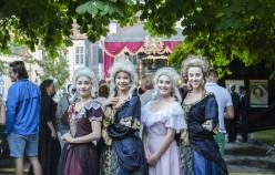 Muzyka Mozarta w Parku Oliwskim