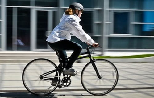 Wkręceni w sport: Na rowerze do pracy