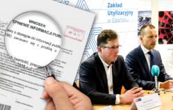 Miejska spółka chce 1 tys. zł za ujawnienie informacji