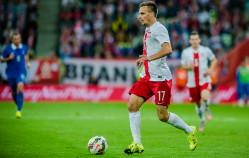 Reprezentacja Polski trenuje pod Trójmiastem
