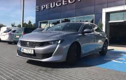 Peugeot 508 debiutuje w Trójmieście