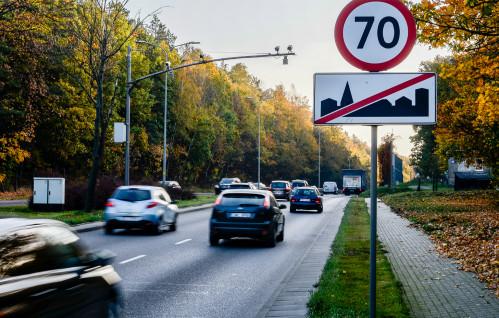 Niepokojące dane z ul. Słowackiego