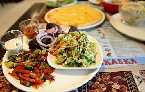 Jemy na mieście: bistro z kuchnią kaukaską