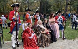 Spotkanie z pasjonatami historii w Parku Oruńskim