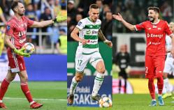 Piłkarze Lechii i Arki w reprezentacjach