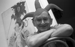 Zmarł karykaturzysta Zbigniew Jujka