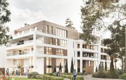 Będą mieszkania i hotel przy Haffnera