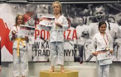Sukcesy młodych karateków z Trójmiasta